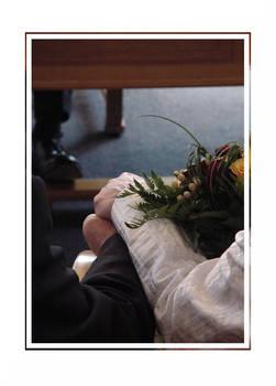 Old folk wedding