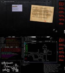 jan 2014 desktop impressions by theMuspilli