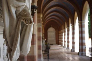 Gelangweilter Totenwachtengel 5293 by theMuspilli