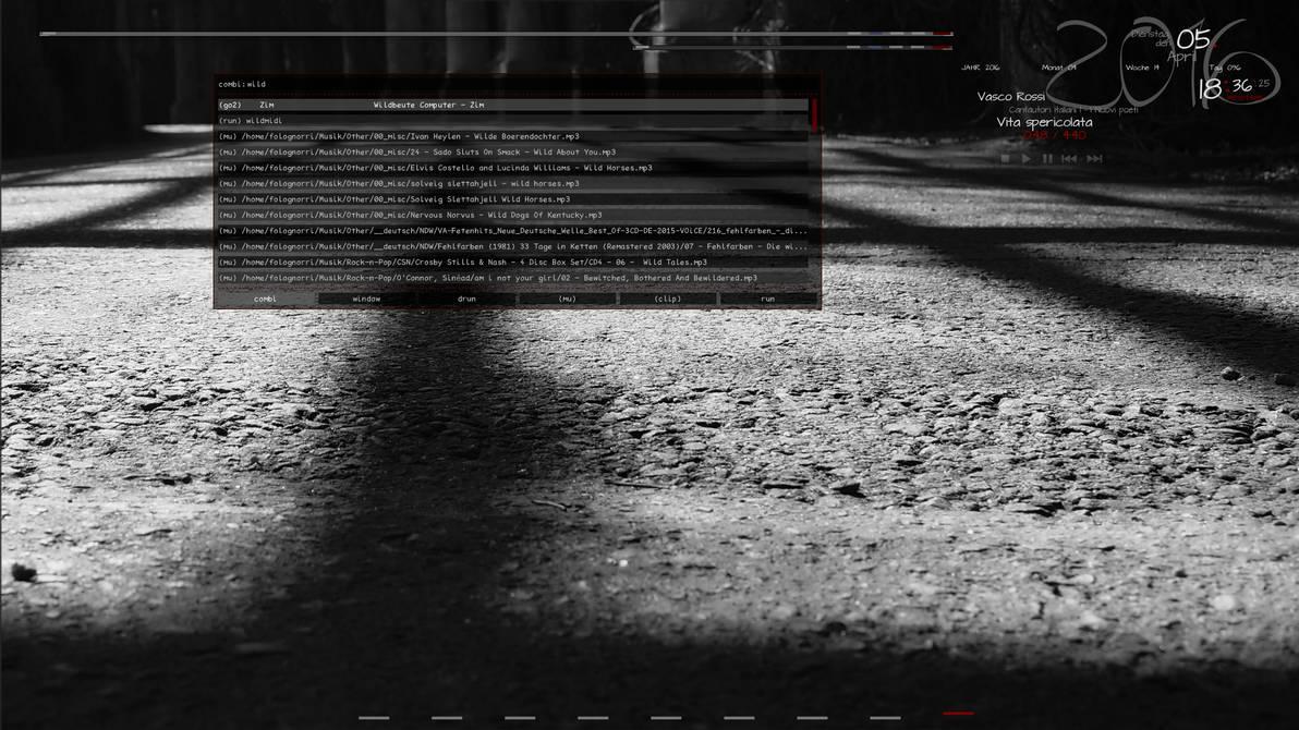 Screenshot April 2016 rofi by theMuspilli