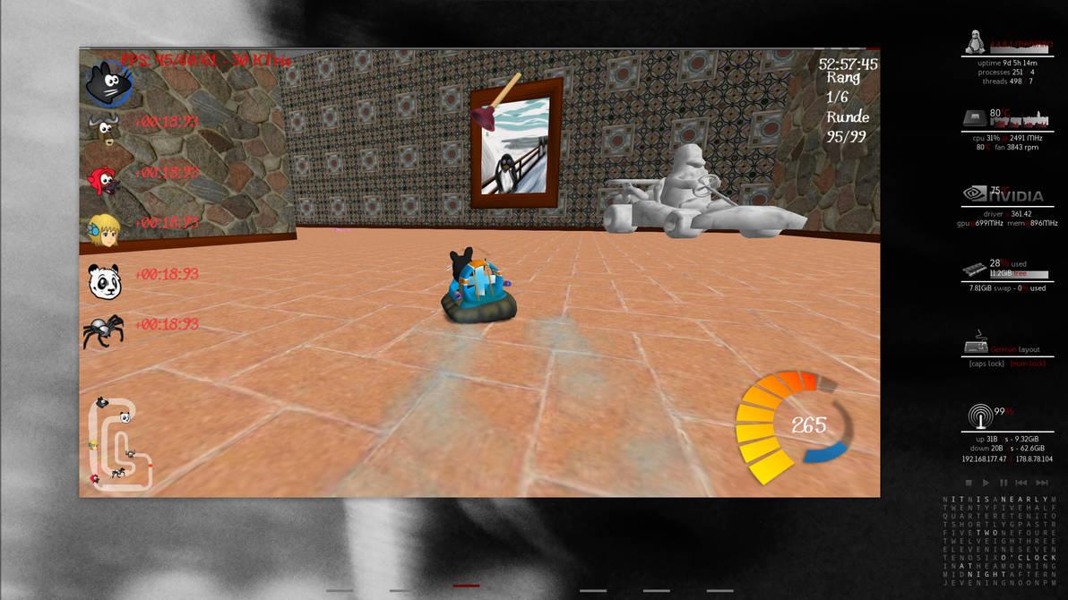 ebb tide screenshot 3 of 4 - supertux by theMuspilli