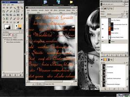 Screenshot GIMP I by theMuspilli
