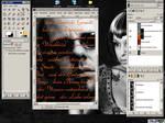 Screenshot GIMP I
