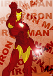 Iron Man Vecto 01