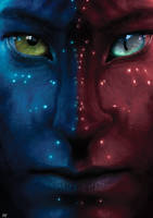 Avatar 2 Face by Romantar