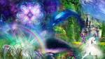 Fairy World Wallpaper by ArtisticEm