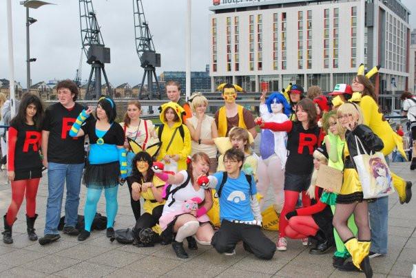 we are pokemon. by sparklesaur