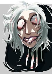 Takizawa (Tokyo Ghoul Re) by SarahArtist16