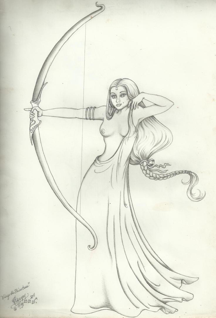 Virgo the Priestess by LadyRhiannon824