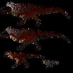 New tyrannosaurus