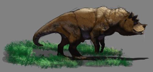 Tyrannobear