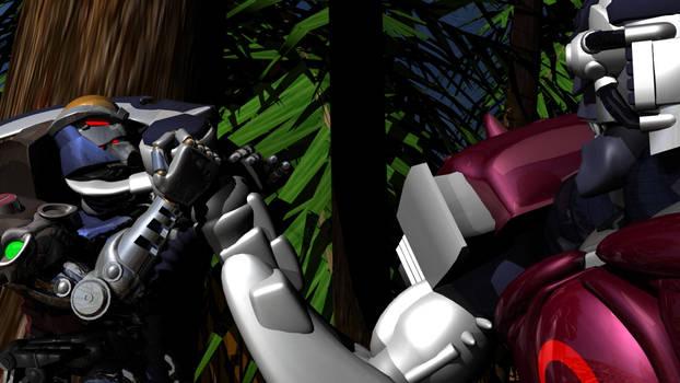 Dinobot VS Rattrap