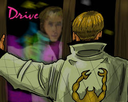 Fanart for Drive by Wessel