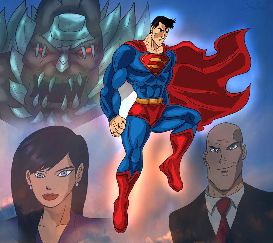 Superman Homage