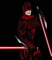 Darth Daredevil by Wessel