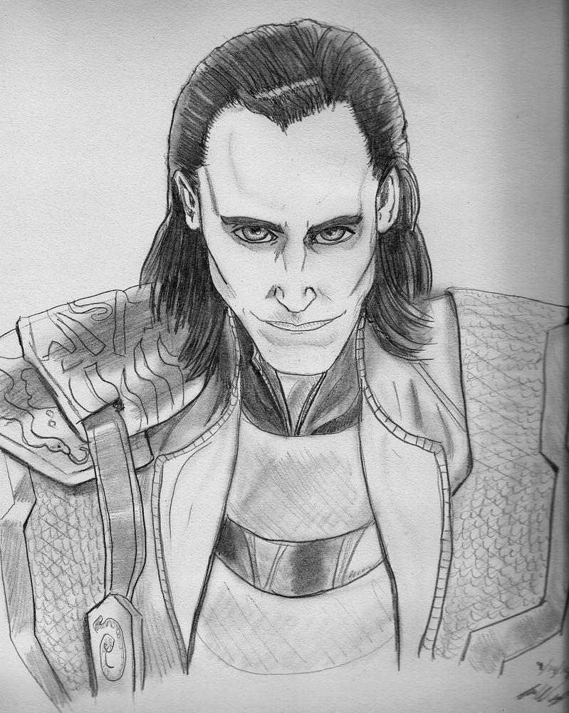 LokiSketch by Wessel