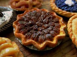 goodbye, pecan pie by FatalPotato