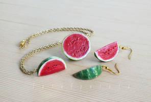 wee watermelon by FatalPotato