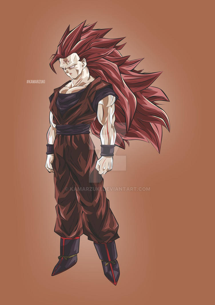 son goku by kamarzuki
