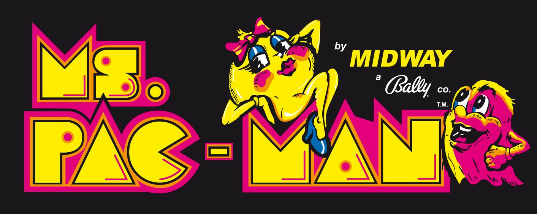 pacman logo - photo #29