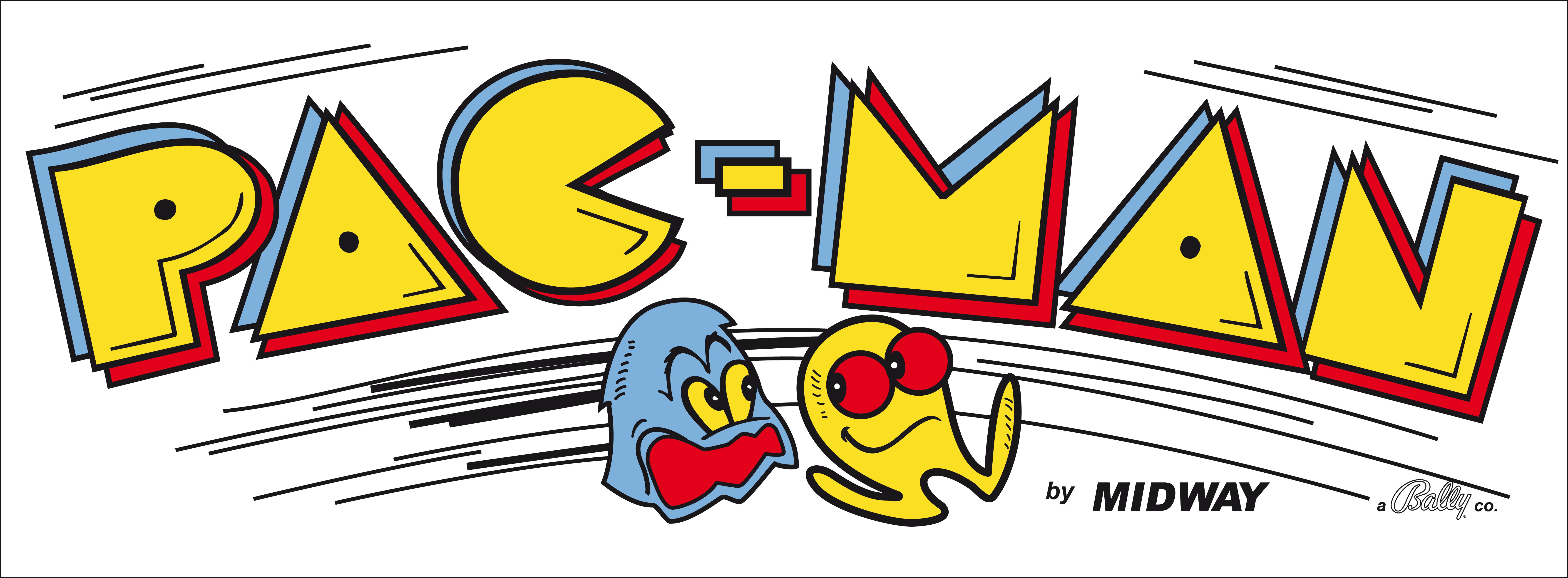pacman logo - photo #14