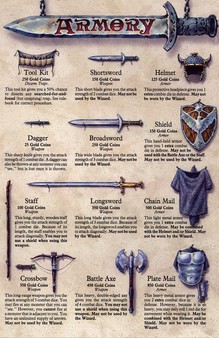 HeroQuest role-playing game - Wikipedia