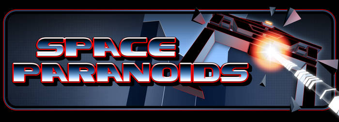 Space Paranoids Marquee 300dpi by BANESBOX