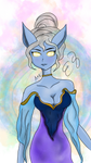 Draenei - World Of Warcraft Fan Art by Evalyss