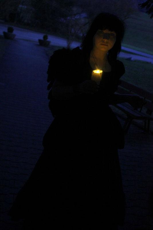 Fallen Engel by MarlenaLphotography