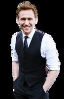 Tom Hiddleston png by LucyWayne