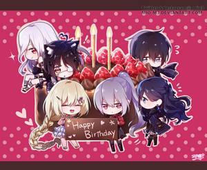 Gift - Happy Birthday