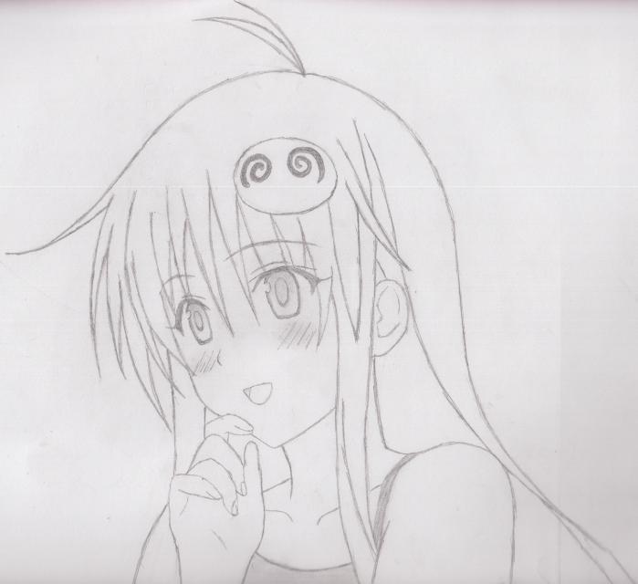 Lala-chan by mattheanimenerd