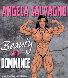 Angela Salvagno by KinkyRocket
