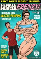 Female Muscle Frenzy 5 by KinkyRocket