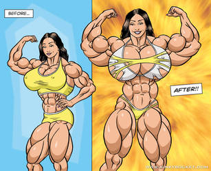 Before... After! by KinkyRocket