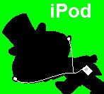 Stewie's iPod
