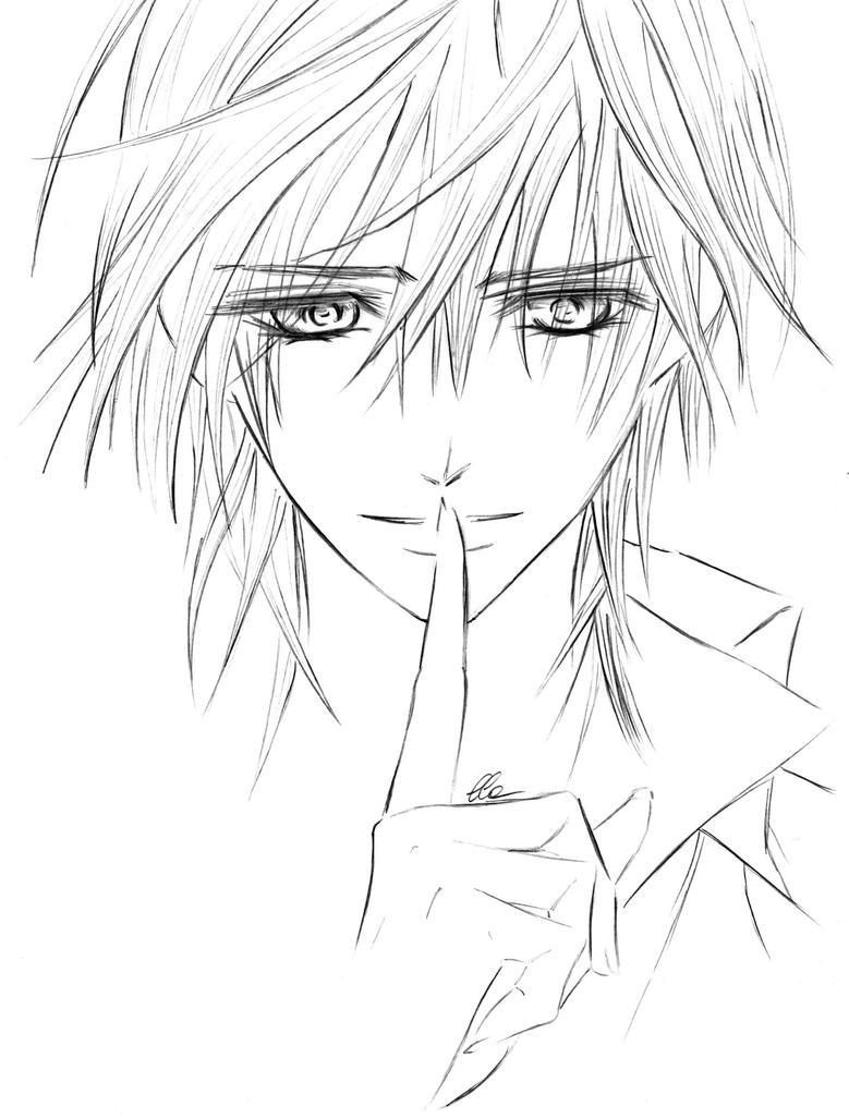 Sketch Kaname Kuran by Yoite7