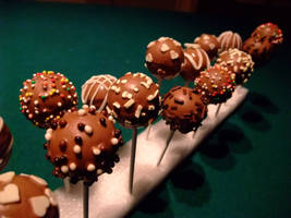 Cake Pops!!! by Yoite7