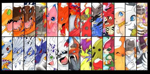 Digimon Evolutions