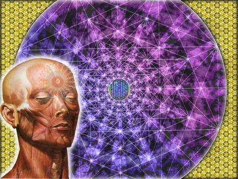 3RD EYE GRID TUNNEL