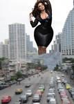 Giantess Ashley Graham