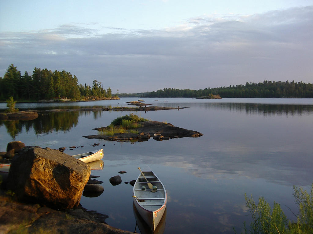 Boundary Waters By Toniasis On DeviantArt