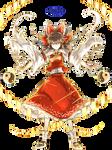 Touhou - Hakurei Reimu Render