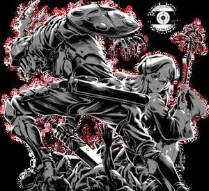 Goblin Slayer, Priestess - Render