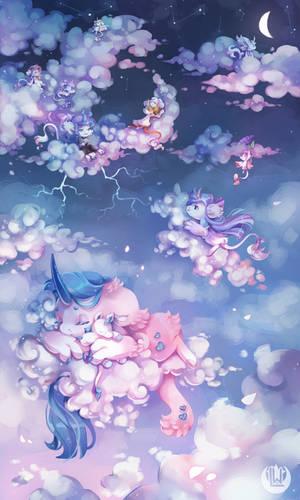 Unicorn Dreams by Lucawick