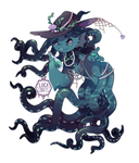 Realm of Lyth    Sea Witch