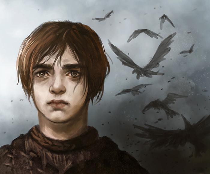 Arya by vesssel