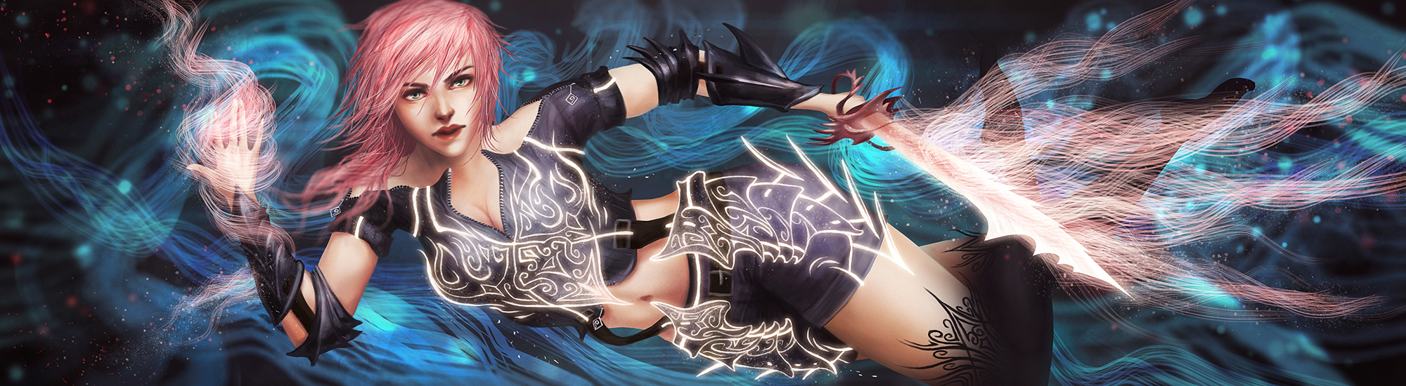 Lightning by vesssel