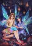 Woodland Faeries
