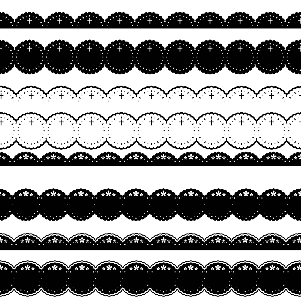 Lace Border Design by JJcutie on DeviantArt